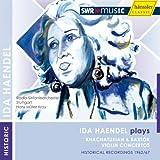 Haendel Plays Khachaturian & Bartok Violin Ctos