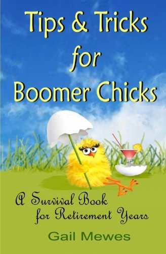 Tips Tricks Boomer Chicks Retirement product image
