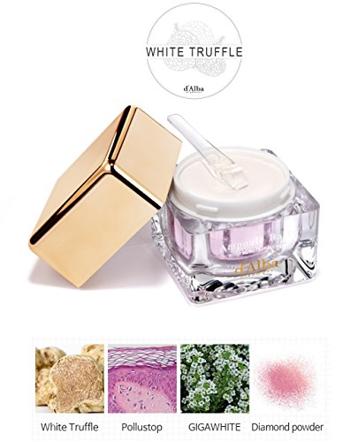 Korean Cosmetics d' Alba Piedmont White Truffle Whitening and Rejuvenation Cream All Natural Ingredients