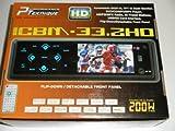 ICBM-33.2HD Automobile DIGITAL TFT Dash Monitor DVD/CD/MP3/MP4 Player