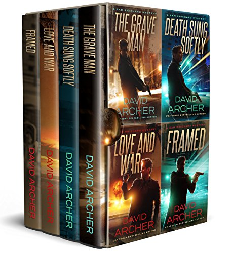 Archers Box - The Sam Prichard Series - Books 1-4 (Sam Prichard Boxed Set, Mystery, Thriller, Suspense, Private Investigator)