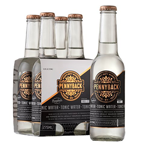 Pennyback Tonic Water by Pennyback