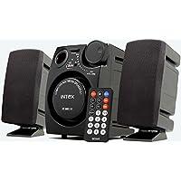 Intex IT-881U 2.1 Channel Multimedia Speakers (Black)