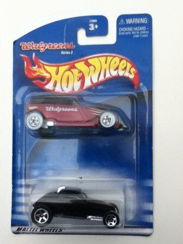 Walgreens Hot Wheels Series 2 2pack Phaeton and Soo Fast