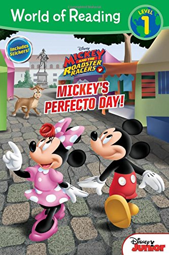 World of Reading Mickey and the Roadster Racers Mickey