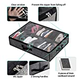 Under Bed Shoe Storage Organizer for Closet,Shoe