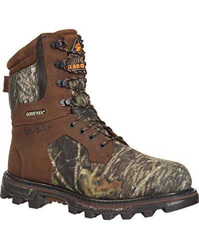 Rocky Men's Bearclaw 3D Gore-Tex Waterproof Insulated Hunting Boot Mossy Oak 8 M