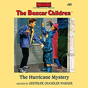 The Hurricane Mystery Audiobook