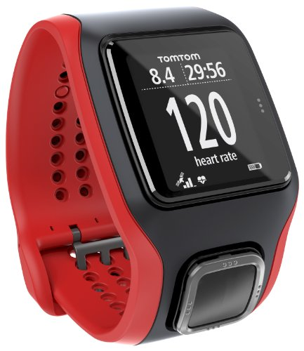 TomTom Multi-Sport Cardio (Black) Wynit Distribution LLC
