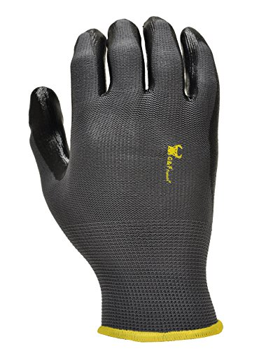 18 G /& F Products Yellow Pack of 72 18 GF Gloves 58123-72 Kevlar Knit Sleeve with Thumb Slot