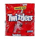 Hershey (1) Bag Twizzlers Twists Strawberry