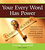 words have power - Your Every Word Has Power Kit