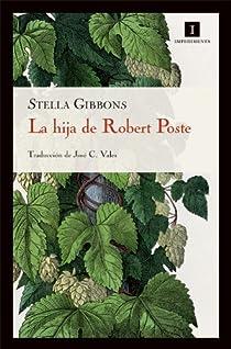 La hija de Robert Poste par Gibbons