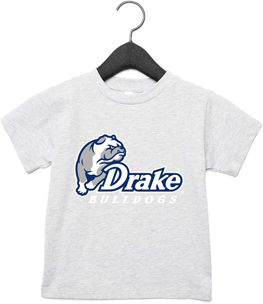 NCAA Drake University Bulldogs RYLDRU06 Toddler Long-Sleeve T-Shirt