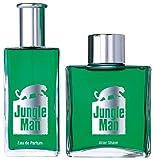 Jungle Man Duftset II (Parfüm & After Shave)