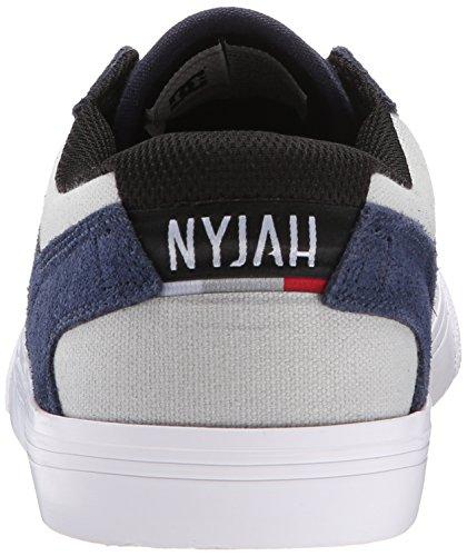 Men's DC Dark Navy Sneaker Vulcanized Nyjah ZdqwdOnB