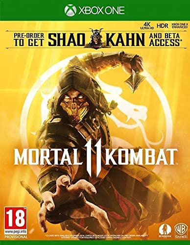 Warner Bros Mortal Kombat 11 vídeo - Juego (Xbox One, Lucha, Modo multijugador): Amazon.es: Videojuegos