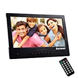 Digital Photo Frame 10 Inch Kenuo Digital Picture Frame Full HD 16:9 LED