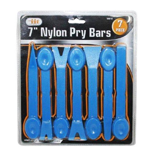 Specialty Pry Bar Set (IIT 50010 7-Inch Nylon Pry Bar Set)