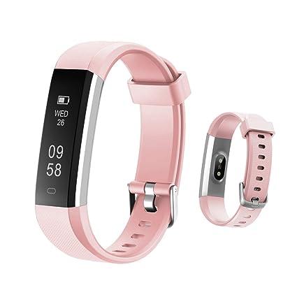 HOTSO Reloj Inteligente ID115U Smartwatches