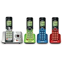 VTech CS6529-4B 4 Handset Answering System with Caller ID/Call Waiting