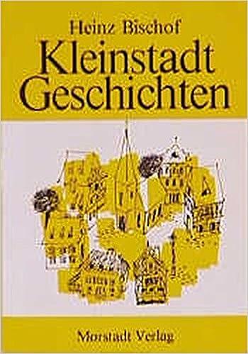 Book Kleinstadt-Geschichten