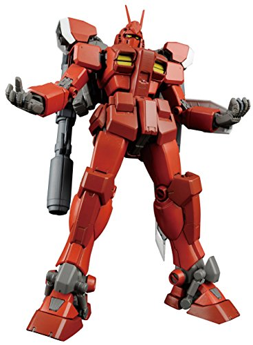 (Bandai Hobby 1/100 MG Gundam Amazing Red Warrior Action)