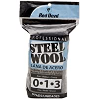 Red Devil 3332 Steel Wool Multi-Grade Pack by Red Devil