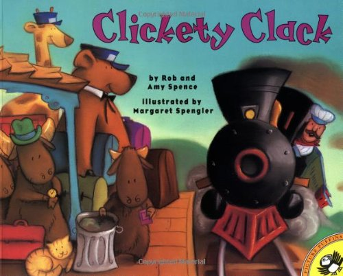Clickety Clack (Picture Puffins) by Puffin