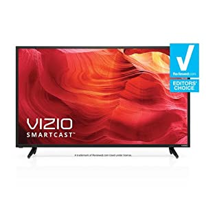 Vizio SmartCast E32-D1 32-inch LED Smart TV - 1920 x 1080 - 200,000:1 - 240 Clear Action - Wi-Fi - HDMI (Certified Refurbished)
