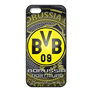 BVB Borussia Dortmund Football Club Cell Phone Case for iPhone 5S
