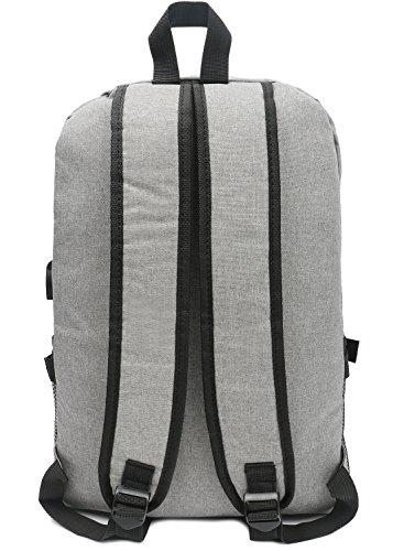 Oflamn Anti-Theft Laptop Backpack Slim Bag Fits 13.3-14.3 inch Laptop b100f7a6a83f4