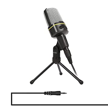 PC microphone,Play Home Studio USB Condenser Microphone