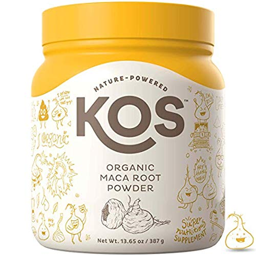 KOS Organic Maca Powder Gelatinized product image