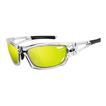 5f679a2e2e1 Amazon.com   Tifosi Optics Tifosi Dolomite 2.0 Interchangeable Sunglasses -  Clarion Mirror Collection - Crystal Clear   Beauty