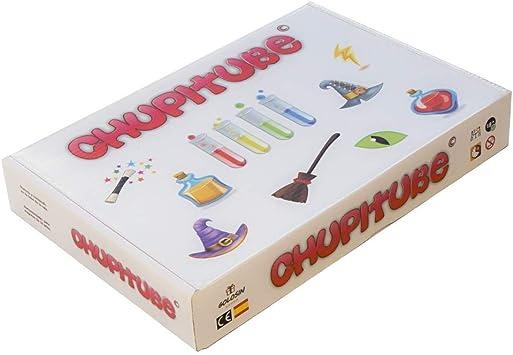 GOLOSIN CHUPITUBE - (Juego de Mesa para Bebidas): Amazon.es: Juguetes y juegos