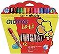 Giotto be-bè super crayons de couleur