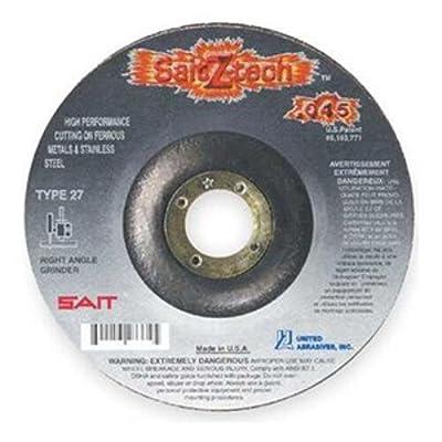 Sait 23334 4-1/2X.045X7/8 Sait Z-Tech High Performance Cutting Wheel