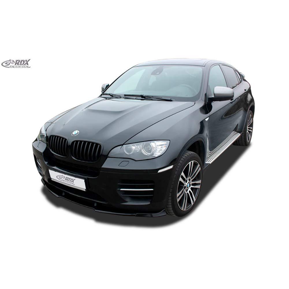 M50/ RDX Racedesign RDFAVX30715/spoiler anteriore vario-x X6/E71/2008-incl nero PU