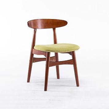 Amazon.com: Tables XUERUI Silla plegable de madera maciza ...
