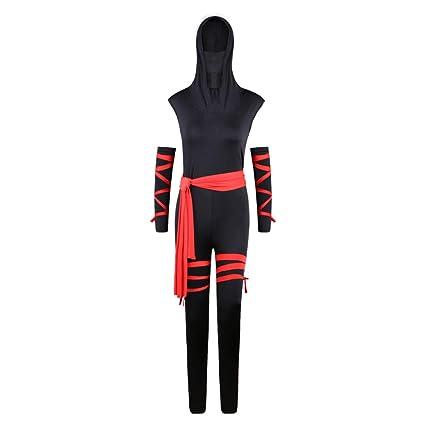 1-1 Traje de Cosplay Carnival Horror de Halloween para Mujer ...