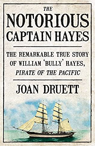 book cover of The Notorious Captain Hayes