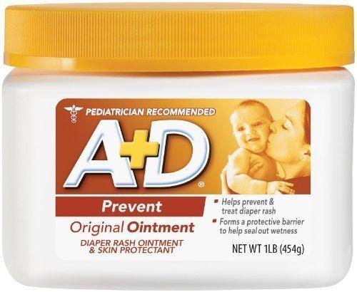 A+D Original Ointment, Diaper Rash and All-Purpose Skincare