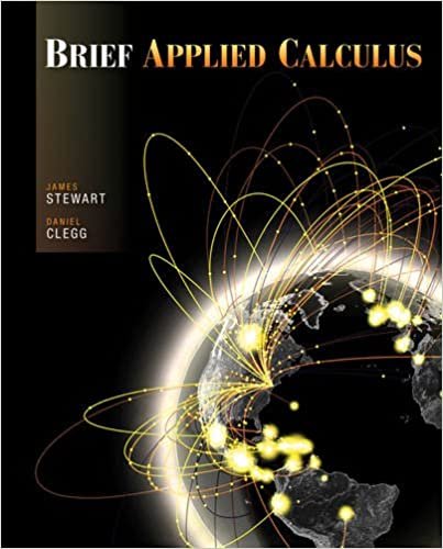 Book Brief Applied Calculus