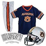 Franklin Sports Auburn Tigers Kids College Football Uniform Set - Youth NCAA Uniform Set - Includes Jersey, Helmet, Pants - Youth Medium