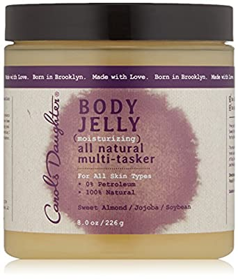Carols Daughter Body Jelly Moisturizing All-Natural Multi-Tasker, 8 Ounce