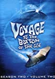 EXPLORE THE MARVELS OF THE UNKNOWN AND THE MYSTERIES OF THE DEEP. Welcome a spectacular underwater world populated by sinister foreign agents, deadly sea creatures, and evil scientists bent on world domination. This is the world of Voyage to the Bott...