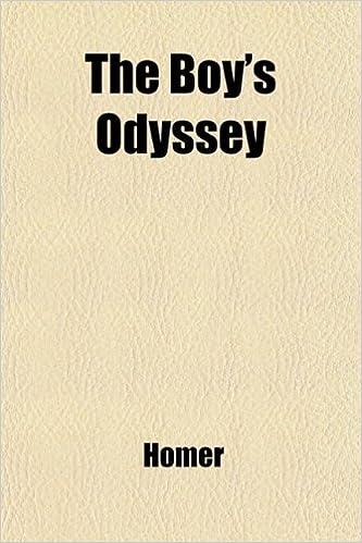 Book The Boy's Odyssey