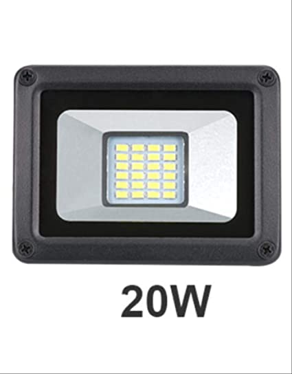 220V LED FloodLight 10W 30W 50W 100W Reflector LED Luz de ...