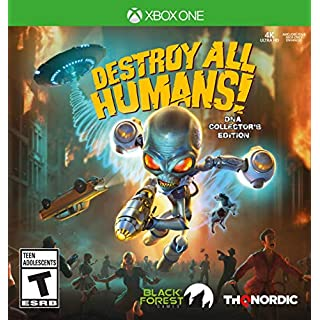 Destroy All Humans! DNA Collector's Edition - Xbox One
